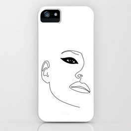 Kate Eye iPhone Case