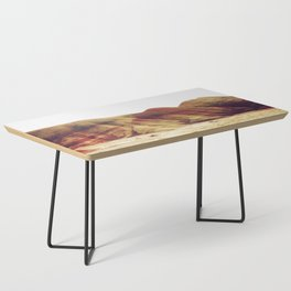 Oregon Painted Hills Coffee Table
