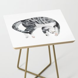 Yoga cat Side Table
