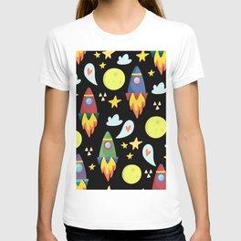 Rocket Ships T-shirt
