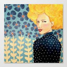 lucie Canvas Print