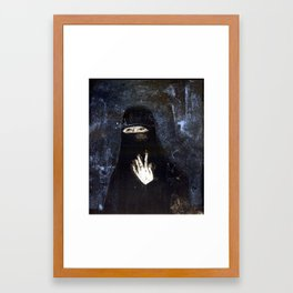 Saudi Framed Art Print