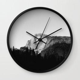 Yosemite National Park VIII Wall Clock