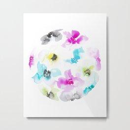 Getting Butterflies Metal Print