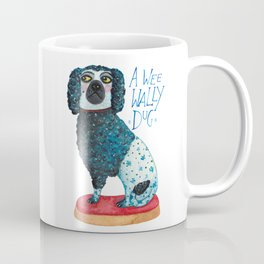A Wee Wally Dug Coffee Mug