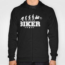 evolution of biker Hoody