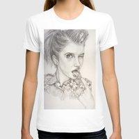 hayley williams T-shirts featuring Hayley Williams Portrait by AutumnGaurdian