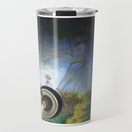 A Monet by candlelight Travel Mug