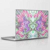 romantic Laptop & iPad Skins featuring Romantic by Vargamari