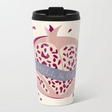 Persephone's Ink - Spring Equinox Metal Travel Mug