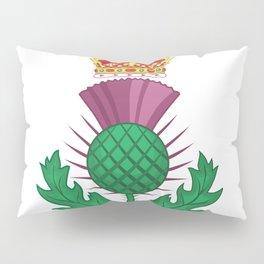 Thistle Symbol Of Scotland Pillow Sham