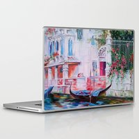 venice Laptop & iPad Skins featuring Venice by OLHADARCHUK