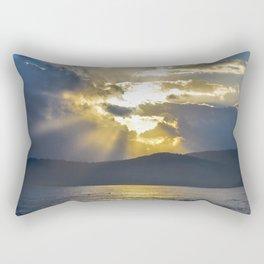Daybreak in Baler Rectangular Pillow