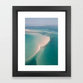 Bazaruto Archipelago IV Framed Art Print
