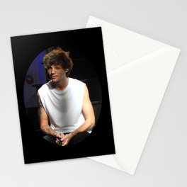 Fluffy Louis Stationery Cards