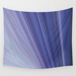 Light Blue Range Wall Tapestry