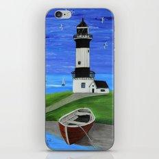 Lighthouse 4 iPhone & iPod Skin