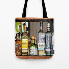 Last Call For Alcohol Tote Bag