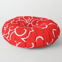 Akatsuki Clan - Clouds Floor Pillow