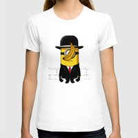 magritte T-shirts featuring Magritte banana by le.duc