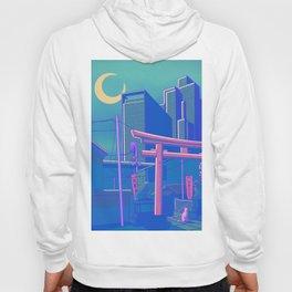 Neon Moon Hoody