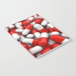 Pharmaceutical capsules Notebook