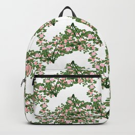 Roses pattern 1 Backpack