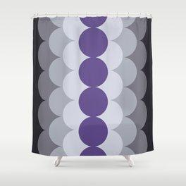 Gradual Ultra Violet Shower Curtain