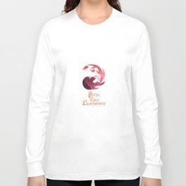Burn your Enemies Long Sleeve T-shirt