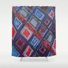Draper Paper Shower Curtain
