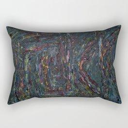 FUCK Rectangular Pillow