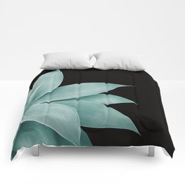 Agave Finesse #4 #tropical #decor #art #society6 Comforters
