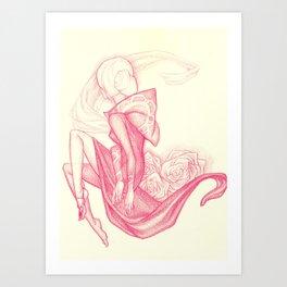 Recover Art Print