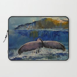 Whale Song Laptop Sleeve