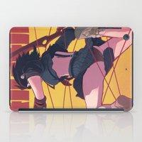 kill la kill iPad Cases featuring Kill la Kill by MATT DEMINO