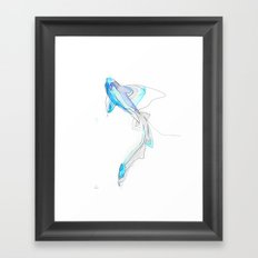 Phantom 2 Framed Art Print