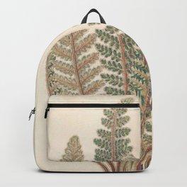 Botanical Ferns Backpack
