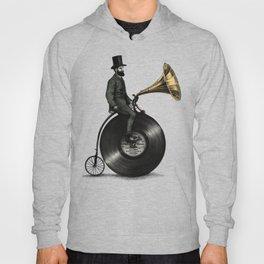 Music Man (Green Option) Hoody