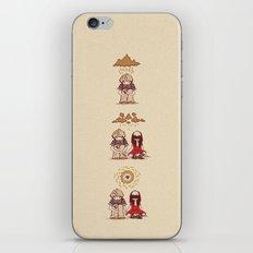 You Make It Go Away iPhone & iPod Skin