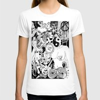 random T-shirts featuring Random by bayes bros