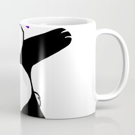 Dabbing Panda Cute Funny kids adults Dabing dane Coffee Mug
