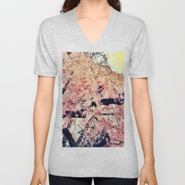 This is real Unisex V-Neck