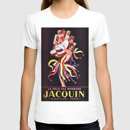 Vintage poster - Jacquin T-shirt