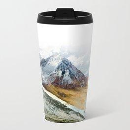 Mountain 12 Metal Travel Mug