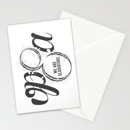 Scandal - Olivia Pope & Associates Stationery Cards