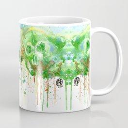 Colors Skull Coffee Mug