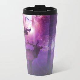 The enchanted forest Travel Mug