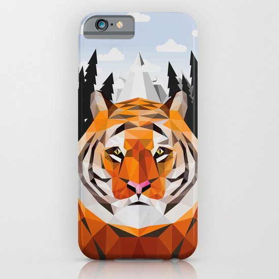 The Siberian Tiger iPhone & iPod Case