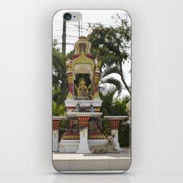 Bangkok Shrine iPhone Skin