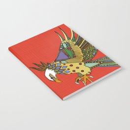 jewel eagle fire Notebook